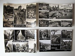DEUTSCHLAND - ALLEMAGNE - Lot 62 - Lot De 100 Cartes Postales Différentes - 100 - 499 Cartes