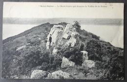 CPA 35 SAINT SULIAC - Le Mont Garro Qui Domine La Vallée De La Rance - Pli -  Réf. W 189 - Saint-Suliac