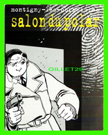 ADVERTISING - PUBLICITÉ DE LIVRES - MONTIGNY-LÈS-CORMEILLES (17) , SALON DU POLAR EN 1998 - ILLUSTRATION DE TARDI - - Publicité