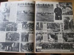 1948 La Douane Du Risquons-Tout  Greve Des Douaniers    Tourcoing Wattrelos Mouscron - France