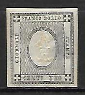 SARDAIGNE    -   1861.   Y&T N° 16 (*) - Sardaigne