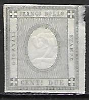 SARDAIGNE    -   1861.   Y&T N° 17 (*) - Sardaigne