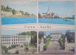 SOCHI - Russia - Soviet Union USSR - 1969 - Russia
