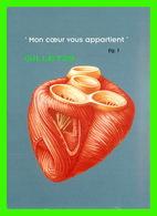 ADVERTISING - PUBLICITÉ DE LIVRES - LE JOURNAL DU SOIR, LE GRAND ATLAS DU CORPS HUMAIN - MON COEUR VOUS APPARTIENT - - Publicité