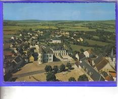 Carte Postale 89. Courson-les-Carrières  Vue D'avion   Très Beau Plan - Courson-les-Carrières