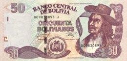 Bolivia 50 Bolivianos, P-245 (2015) - UNC - Bolivie