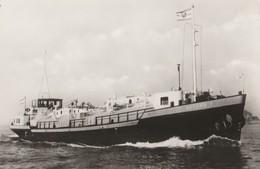 Motortankschip BUTANIA 1951, Phs Van Ommeren NV Rotterdam - Petroliere