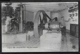 CPA 12 - Roquefort, Salle Des Machines - Roquefort
