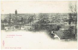 AUDENARDE - Panorama - Sugg. Série 16 N° 19 - Oudenaarde