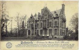 AUDENARDE - Château Du Baron Lieds - Oudenaarde