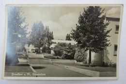 """(11/1/19) Postkarte/AK """"Frankfurt A.M."""" Teilansicht Von Römerstadt - Frankfurt A. Main"""