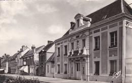 ANET - EURE & LOIR - (28) - PEU COURANTE CPSM DENTELÉE DE 1965 - BEL AFFRANCHISSEMENT POSTAL - CLICHE INÉDIT. - Anet