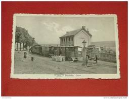 MAISSIN  - PALISEUL   -  La Gare - Paliseul