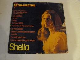67 007 Retrospective N°1 SHEILA - Vinyles