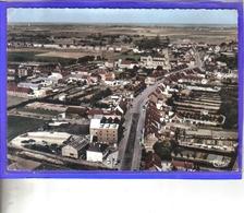 Carte Postale 59. Ghyvelde Vue D'avion   Très Beau Plan - Autres Communes