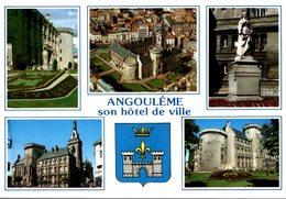 16 ANGOULEME SON HOTEL DE VILLE  MULTI-VUES - Angouleme