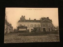 Alençon La Place De Lancrelle - Alencon