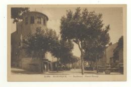 04/CPA - Manosque - Boulevard Elemir - Baurge - Manosque