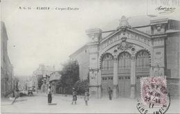 ELBEUF - CIRQUE THEATRE - Elbeuf