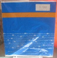 I.D. - Feuilles GARANT - 1 POCHE + 3 BANDES Fond Transparent - REF. 7242 (5) - Albums & Reliures