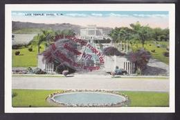 Q0719 - Laie Temple OAHU - Hawai -  USA - Oahu