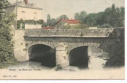 Cy/       91     Orsay      Le Pont Sur L'yvette - Orsay