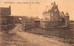 Henegouwen  Moeskroen Mouscron Ancien Château Des Comtes     I 5318 - Moeskroen