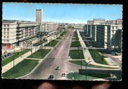 76 - Le Havre : Boulevard Foch - Voitures (Citroën 2CV, ...) - Le Havre