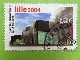 Timbre France YT 3638 - Lille - Capitale Européenne De La Culture - Les Maisons Folies - 2004 - France