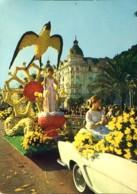 06 - Nice : Bataille De Fleurs - Manifestations
