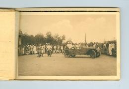 """10 CP Ruanda Urundi """"Caravane"""" Ed. Jos Dardenne 1 Carnet Série 2 E. Vers 1930 Ethnographie Rwanda Burundi - Ruanda-Urundi"""