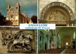 16 ANGOULEME  LA CATHEDRALE SAINT-PIERRE  MULTI-VUES - Angouleme
