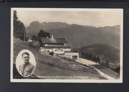 Dt. Reich AK Hitler S Landhaus Am Obersalzberg - Personaggi Storici