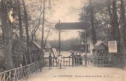 62 - Le Touquet - Entrée Animée Du Casino De La Forêt - Le Touquet