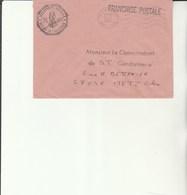 L 2 -  Enveloppe  Gendarmerie LAPOUTROIE - Marcophilie (Lettres)