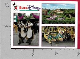 CARTOLINA VG FRANCIA - PARIGI - Euro Disney - Fantasyland - 10 X 15 - ANN. 1993 - France