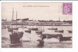 3977 - GAVRES - Le Port Et Vue Sur  Port-Louis - Altri Comuni