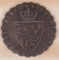 Guinea Token 1788 George III - Monarchia/ Nobiltà