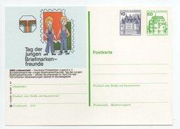 - POSTKARTE Tag Der Jungen Briefmarken-freunde - - [7] Repubblica Federale