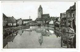 Audenarde - Oudenaarde - Circulée - Uitg. Edg. Praet-Impens - 2 Scans - Oudenaarde