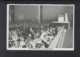 Dt. Reich Reichs-Parteitag Nürnberg 1935 Frauenschaftstagung In Der Kongresshalle - Partis Politiques & élections