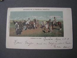 Argentina  1901 - Argentinien