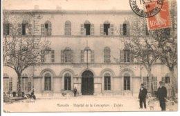 L200A_250 - Marseille - Hôpital De La Conception - Entrée - Marsiglia