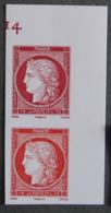 FRANCE - YT 4871** + 4873** -céres De Mazelin - Unused Stamps