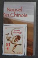 FRANCE - YT 5031** - Nouvel An Chinois - Année Du Singe - Unused Stamps