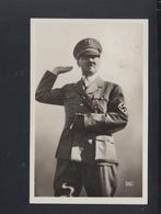 Österreich AK Hitler Vor Anschluss Gelaufen - Briefe U. Dokumente