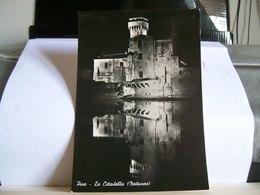 1953 - Pisa - La Cittadella - Torre - Notturno - Riflesso Sull'Arno - Vera Fotografia - Pisa