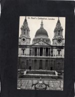 """83460    Regno Unito,   St. Paul""""s  Cathedral,  London,  NV - St. Paul's Cathedral"""