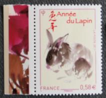 FRANCE - 4531** - Nouvel An Chinois - Année Du Lapin - France
