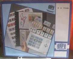 I.D. - Feuilles GARANT - 8 CASES Pour CARNETS Fond Transparent - REF. 7246 (1) - Albums & Reliures